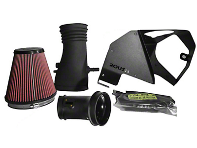Roush Supercharger Cold Air Intake (11-14 GT w/ FRPP, Roush or Whipple Supercharger)