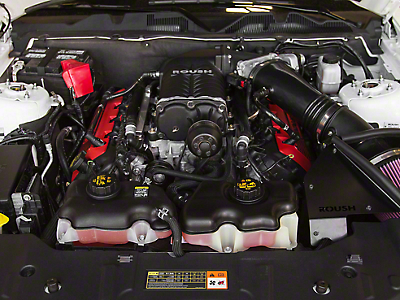 Roush R2300 to Phase 2 Supercharger Upgrade Kit (11-14 GT)