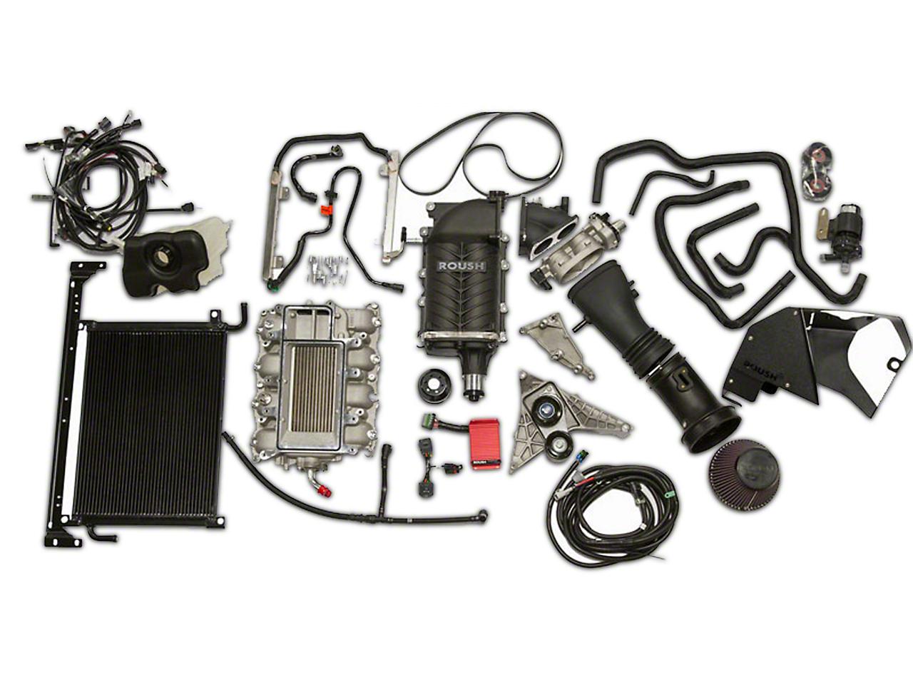 Roush R2300 Aluminator Supercharger - Phase 3 Kit (11-14 GT)
