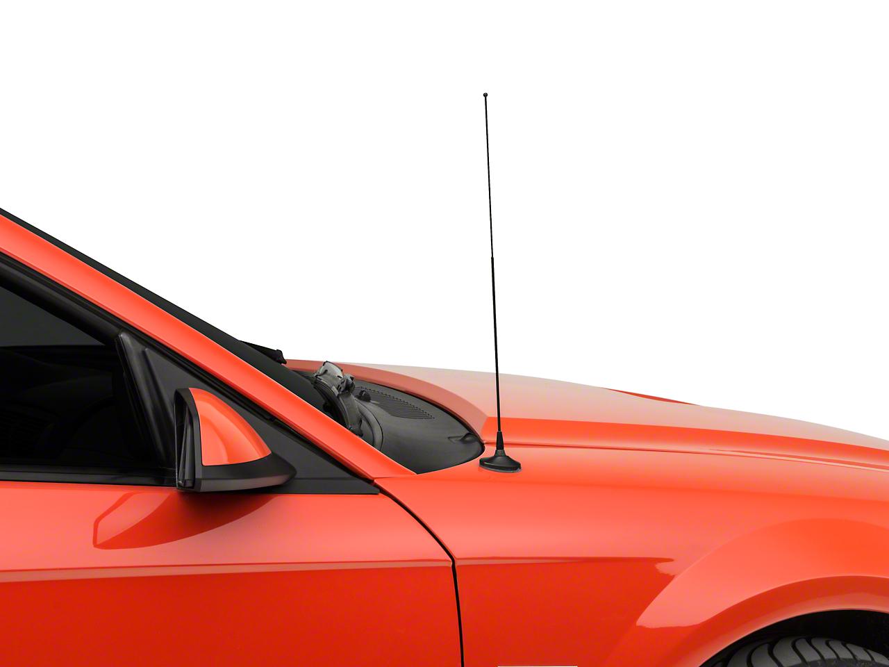 SpeedForm Adjustable Length Shorty Antenna - Black (79-09 All)