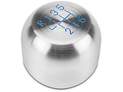C&L Billet Aluminum Shift Knob - Machined (11-14 GT, V6)