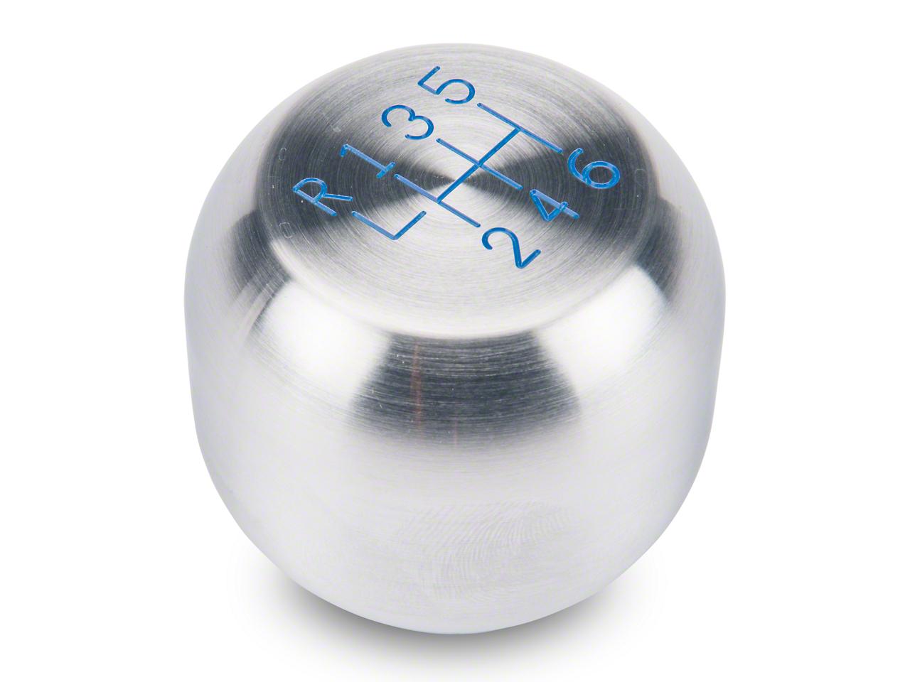 C&L Billet Aluminum Shift Knob - Machined (15-17 GT, EcoBoost, V6)