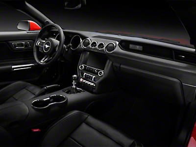 Carbon Fiber Dash Kit (15-17 All)