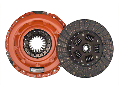 Centerforce Dual Friction Clutch Kit (81-85 5.0L)