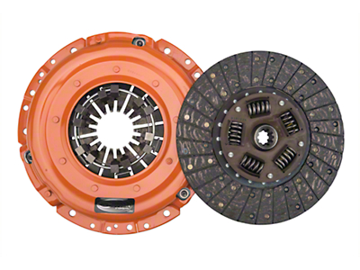 Centerforce Dual Friction Clutch Kit - 8 Bolt Crank (99-04 Cobra)