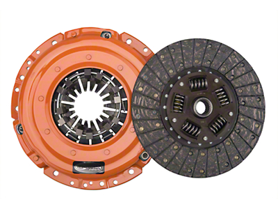 Centerforce Dual Friction Clutch Kit - 26 Spline (Late 01-04 GT, Mach 1; 99-04 Cobra)