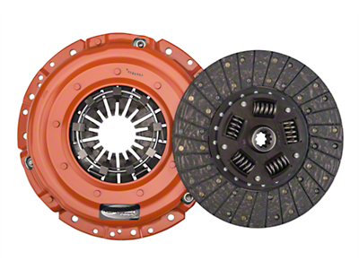 Centerforce Dual Friction Clutch Kit - 6 Bolt (05-10 GT)