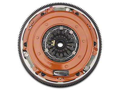 Centerforce DYAD DS Twin Disc Clutch w/ Flywheel (11-17 GT, BOSS)