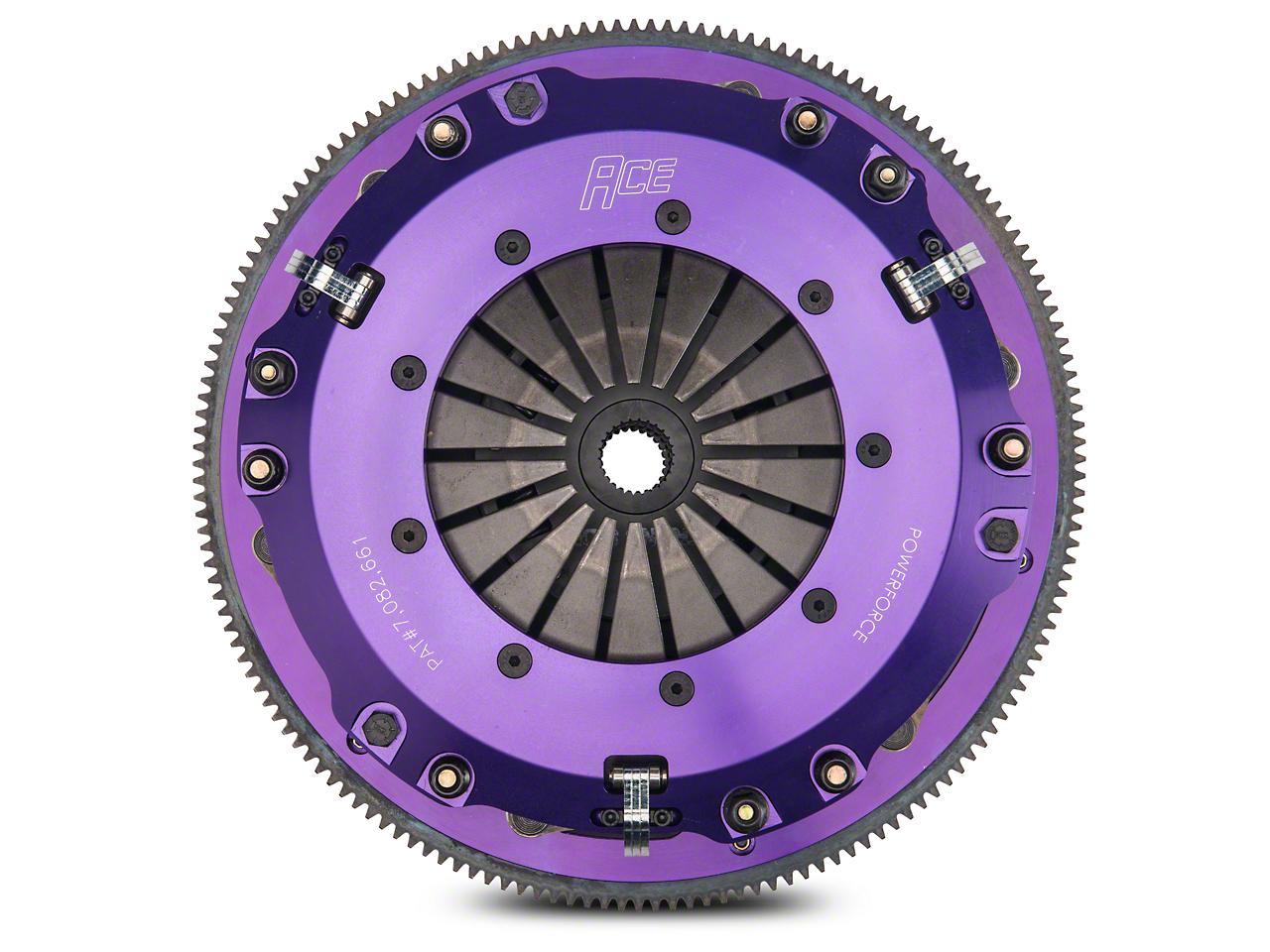 ACE Racing PowerForce Triple Disc Clutch w/ Flywheel (13-14 GT500)