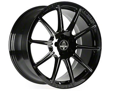 Shelby Venice Black Wheel - 20x9.5 (05-14 All)