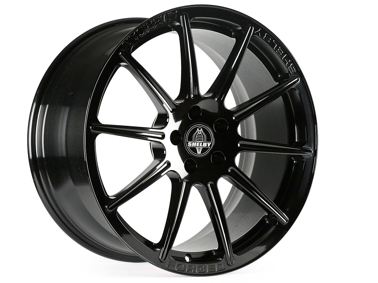 Shelby Venice Black Wheel - 20x10.5 (15-17 All)