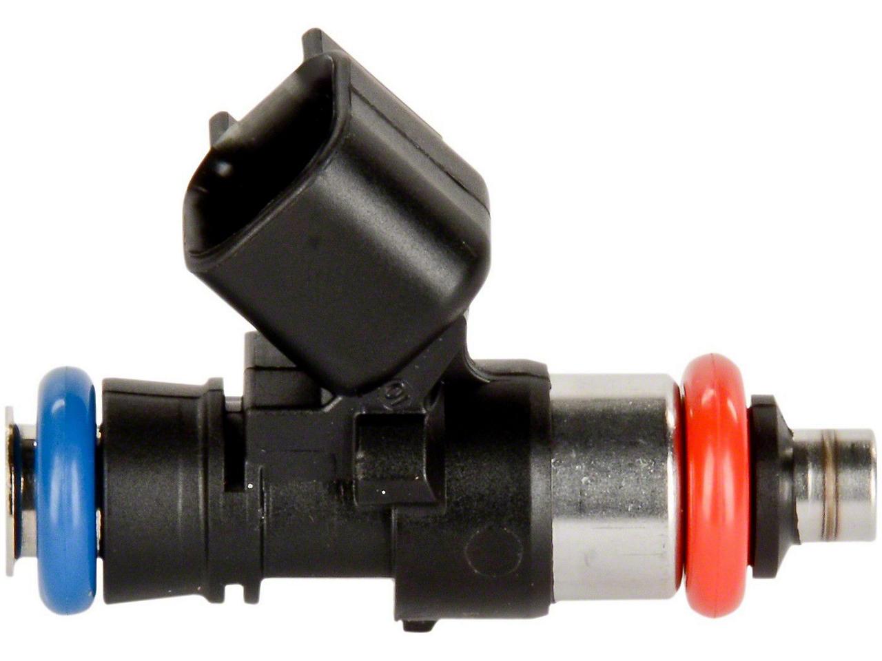 Bosch EV6 High Impedence Injectors - 47 lb (99-04 V6; 99-04 Cobra, Mach 1; 05-10 GT)