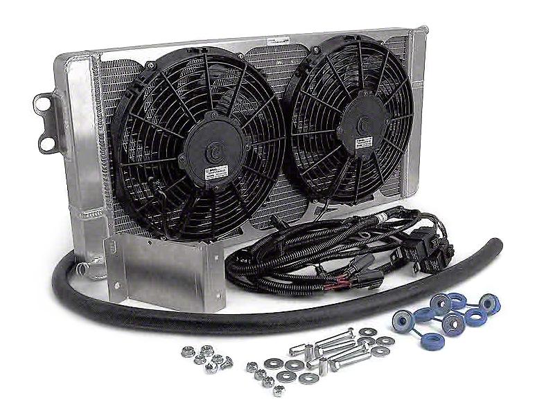 VMP Triple Pass - Dual Fan Heat Exchanger (05-17 GT, BOSS, GT500)