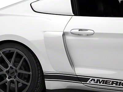 MMD V-Series Side Scoops - Unpainted (15-17 All)
