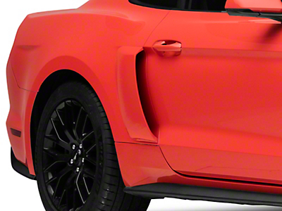 MMD V-Series Side Scoops - Pre-Painted (15-17 All)