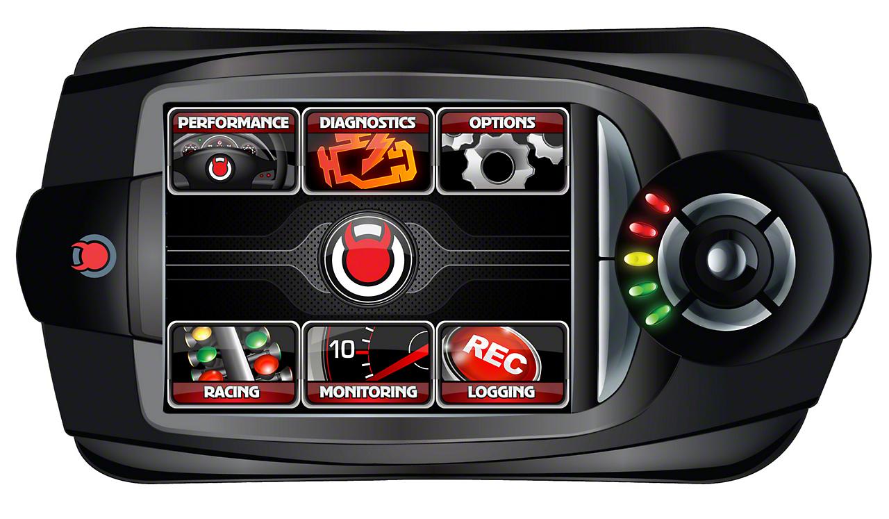 Bama Diablosport Trinity T-1000 Tuner w/ 2 Custom Tunes (10-12 GT500)