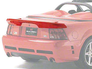 Saleen S281 1-Piece Rear Spoiler (01-04 GT, V6, Cobra)