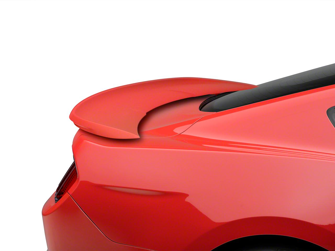 Saleen S302 White Label Rear Spoiler - Unpainted (15-17 Fastback)