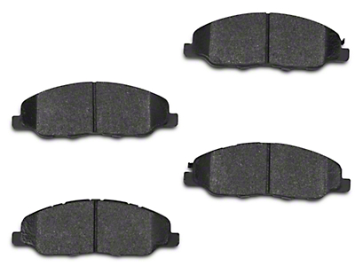 Xtreme Stop Carbon Graphite Brake Pads - Front Pair (11-14 GT, V6)