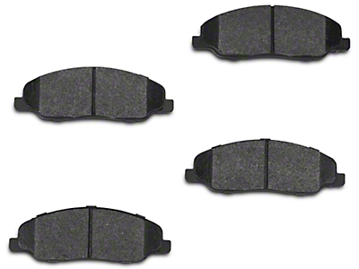 Xtreme Stop Carbon Graphite Brake Pads - Front Pair (05-10 GT, V6)
