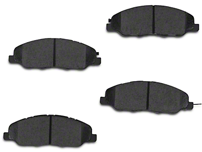 Xtreme Stop Performance Ceramic Brake Pads - Front Pair (11-14 GT, V6)
