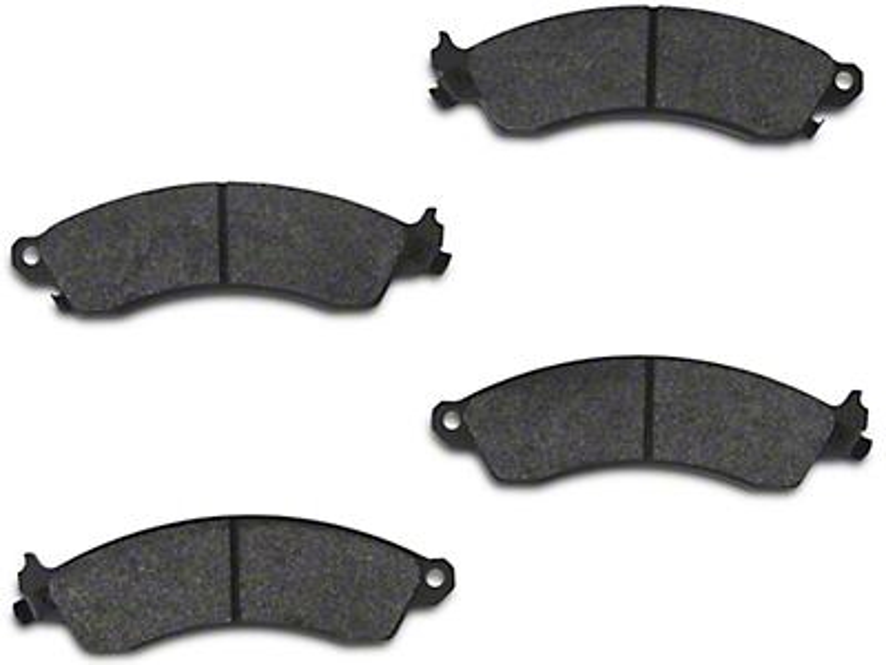 Xtreme Stop Performance Ceramic Brake Pads - Front Pair (94-04 Bullitt, Mach 1, Cobra)