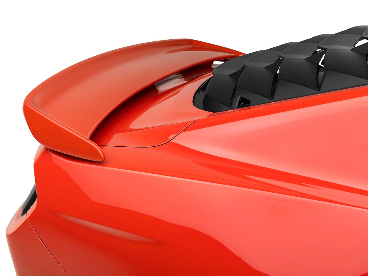 Cervini's C-Series Pedestal Wing - Fastback - Unpainted (15-17 All)