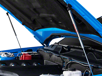 RedLine Tuning Hood QuickLIFT ELITE System - Stock Hood (05-14 All)