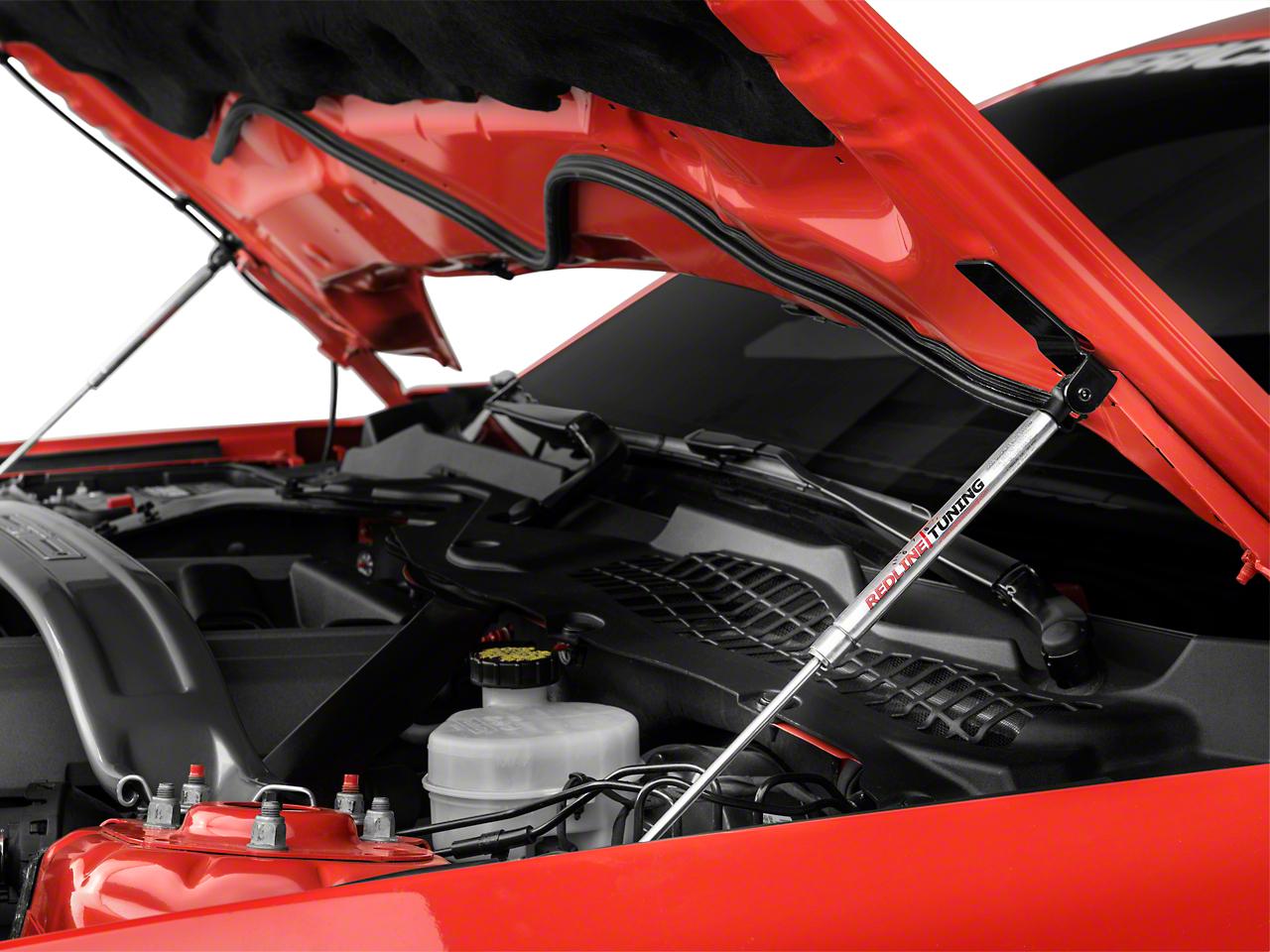 RedLine Tuning Hood QuickLIFT ELITE System (15-17 GT, EcoBoost, V6)