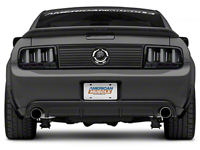 Raxiom Smoked Vector Tail Lights - White Diffusers (05-09 All)