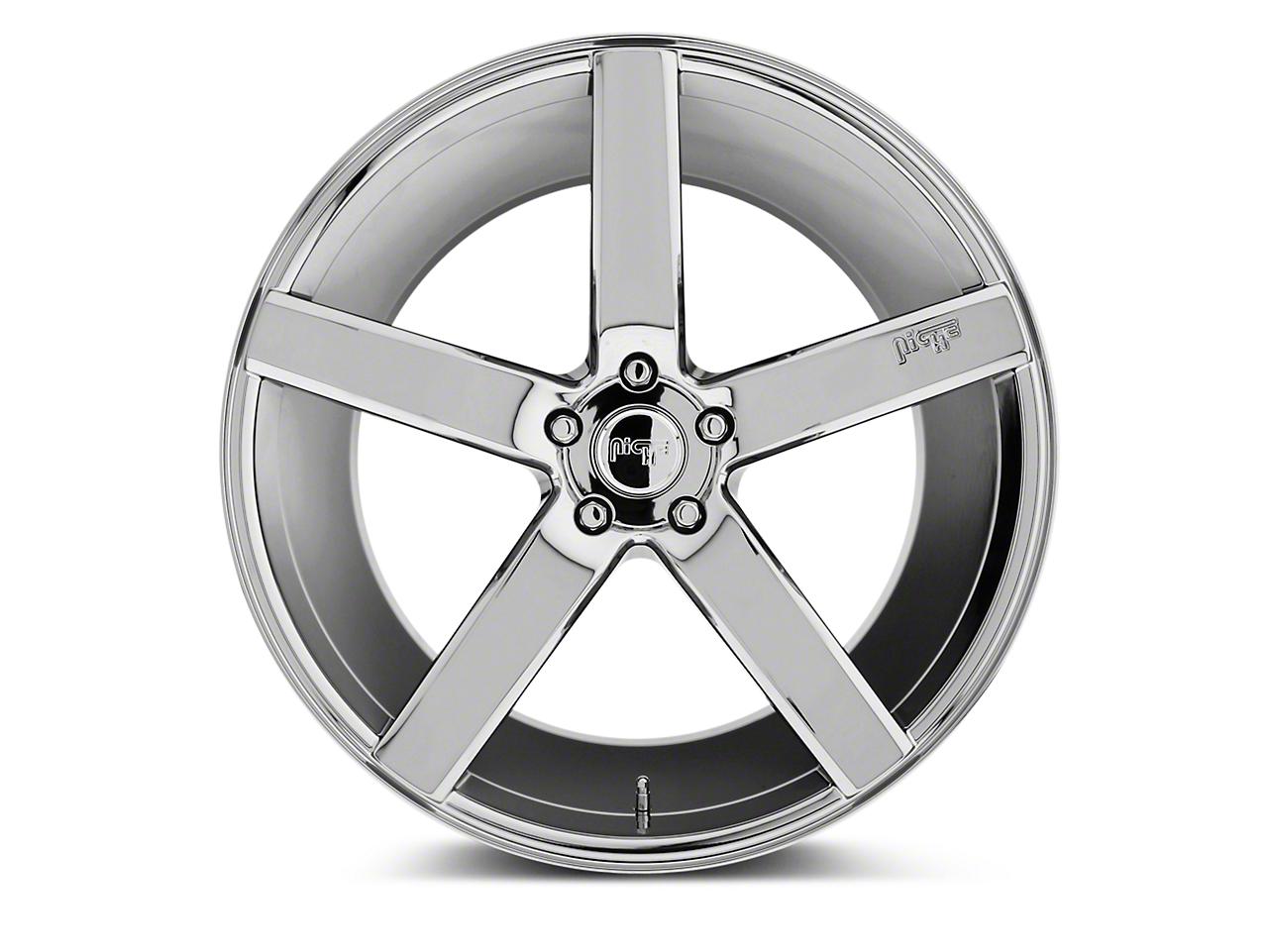 Niche Milan Powder Chrome Wheel - 19x9.5 (05-17 All)