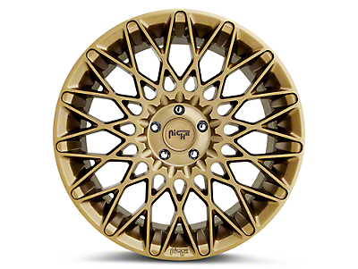 Niche Citrine Bronze Wheel - 19x9.5 (05-17 All)
