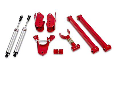 BMR Level 1 Drag Race Package - Red (05-10 All)