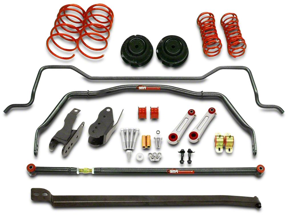 BMR Level 1 Handling Performance Package - Hammertone (05-10 GT, V6)