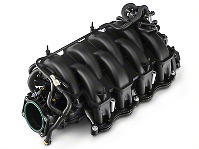 Ford Performance GT350 5.2L Voodoo Intake Manifold (15-17 GT, GT350)