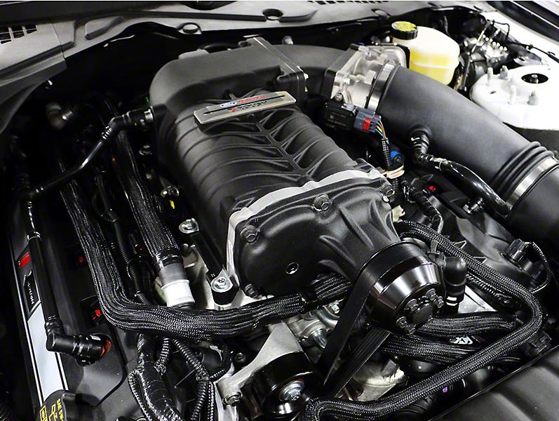 Roush R2300 727HP Supercharger - Phase 2 Kit (15-17 GT)