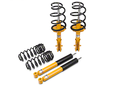 KONI Sport Adjustable Shock, Strut & Eibach Pro-Kit Lowering Spring Kit (11-14 GT, V6, BOSS)