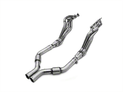 MBRP Long Tube Catted Headers - 1-7/8 x 3 in. (15-17 GT)