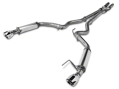 Magnaflow Competition Cat-Back Exhaust (15-17 V6)