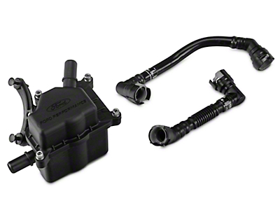 Ford Performance Oil-Air Separator - Passenger Side (11-17 GT, BOSS, GT350)