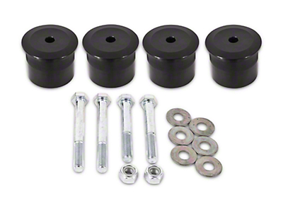 BMR IRS Differential Bushing Kit - Aluminum (15-17 All)