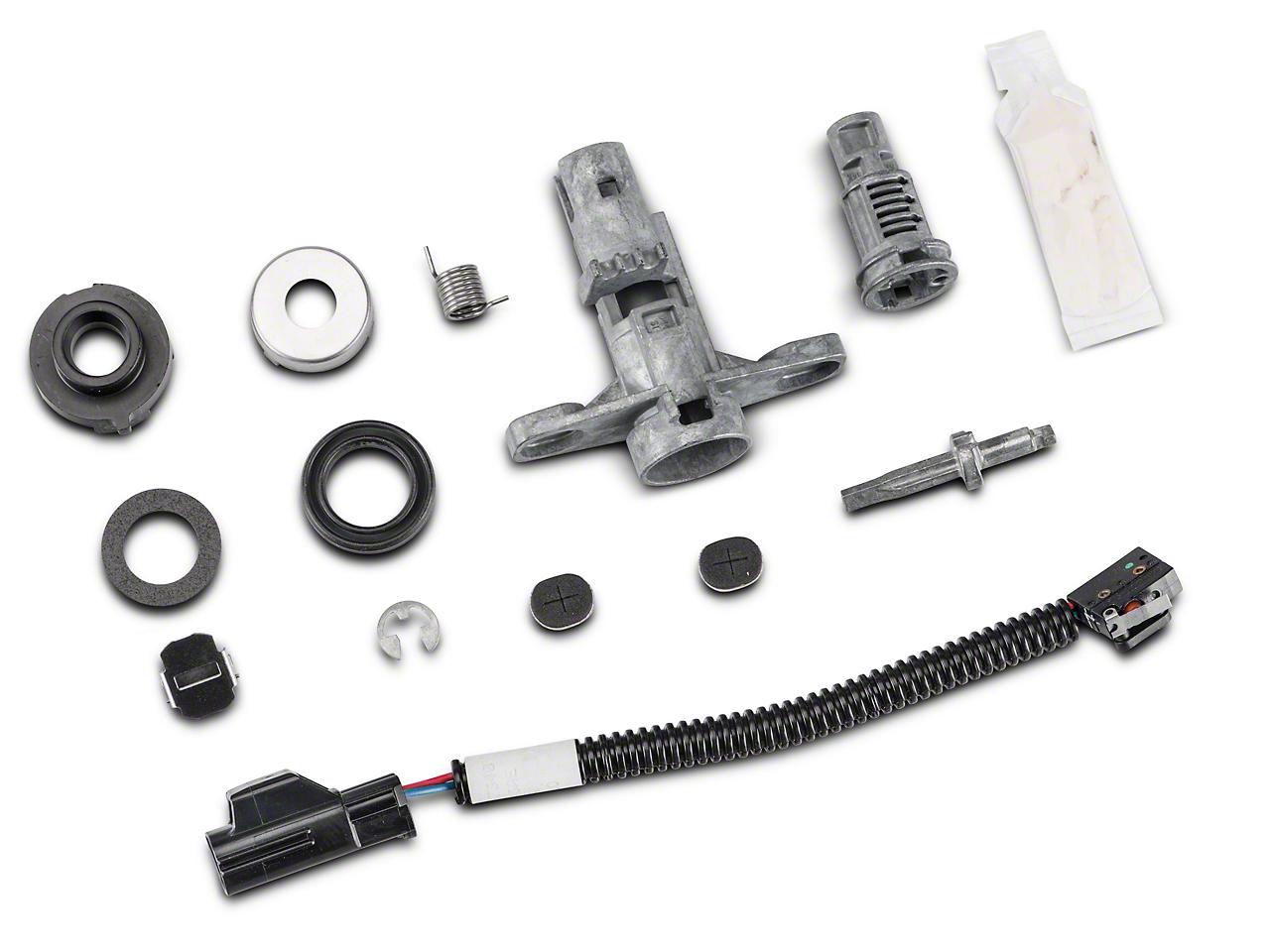 OPR Trunk Lock Service Set (05-14 All)