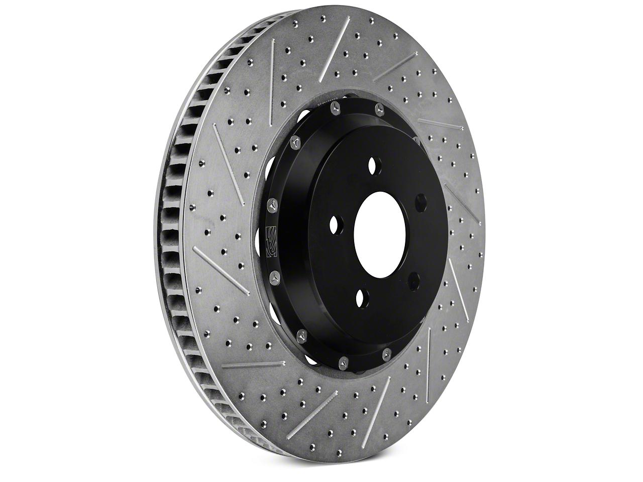 Baer EradiSpeed+ Brake Rotors - Front Pair (15-17 GT Performance Package)