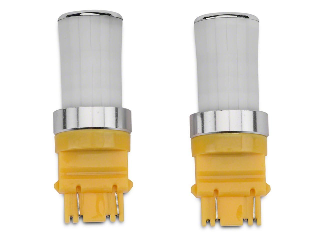Raxiom LED Front Turn Signal Bulbs (05-12 All)