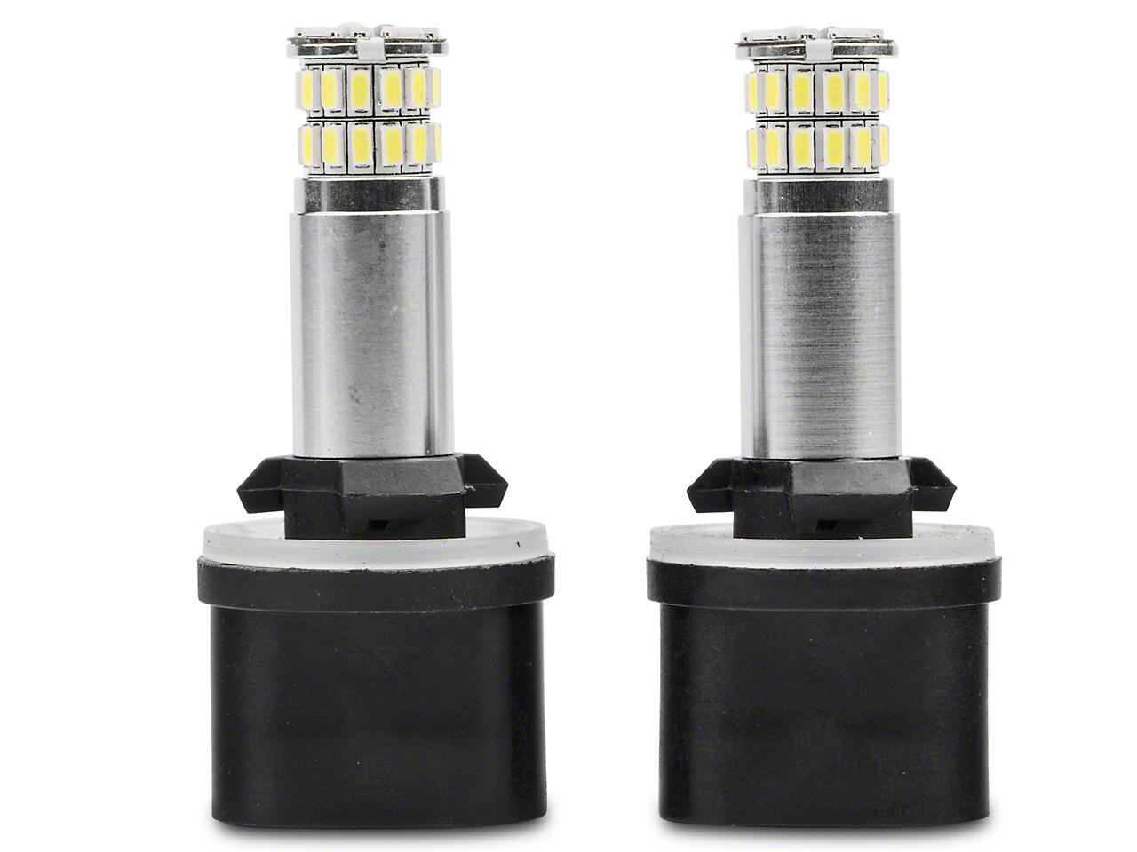 Raxiom LED Fog Light Bulbs (94-04 All, Excluding 03-04 Cobra)