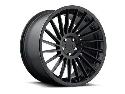 Rotiform Matte Black CCV Wheel - Driver Side - 20x8.5 (05-14 All)