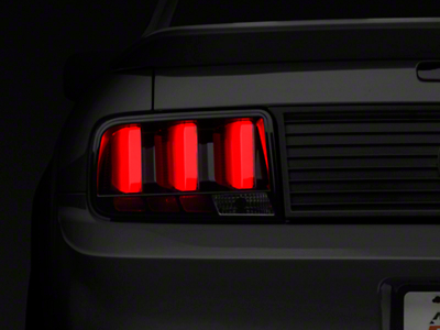 Raxiom Smoked Vector Tail Lights - Red Diffusers (05-09 All)