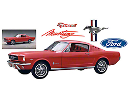 Fathead Ford Mustang Logo Wall Decals 1055 00007 Free