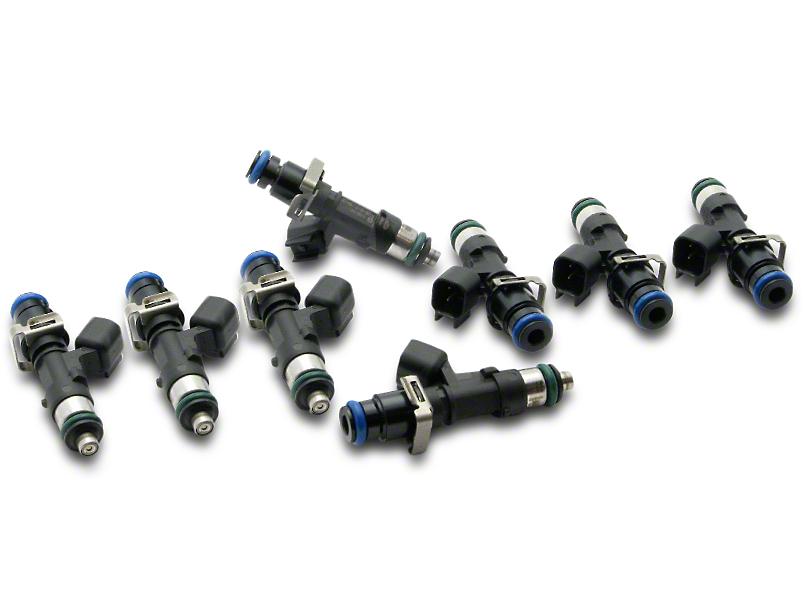 DeatschWerks EV14 DV2 Fuel Injectors - 95 lb (86-93 5.0L; 94-04 GT)