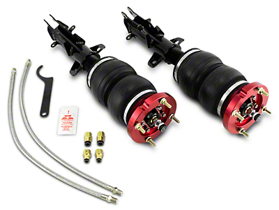 Air Lift Performance 3H Height & Pressure Adjustable Air Suspension System (05-14 All)
